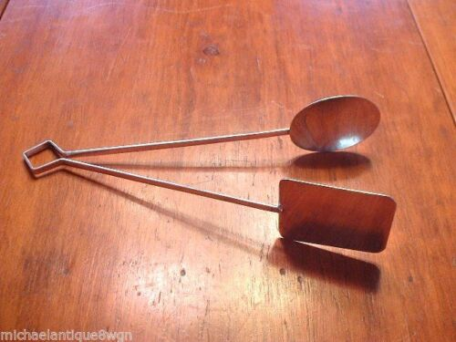 "10 1/2"" Sterling .925 Mexican Arts & Crafts Spatula? By A. Salazar"