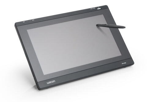 Wacom DTU-1631 Interactive Pen Display 15.6-inch screen 1366 x 768 screen resolu