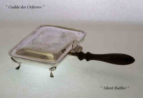 Silver Silent Butler, Chased