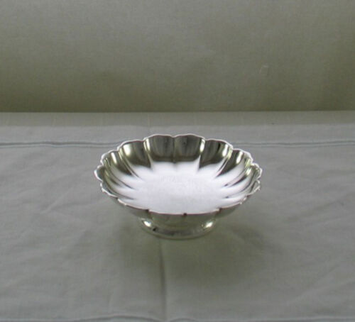 Silver Sweet Dish Fluted