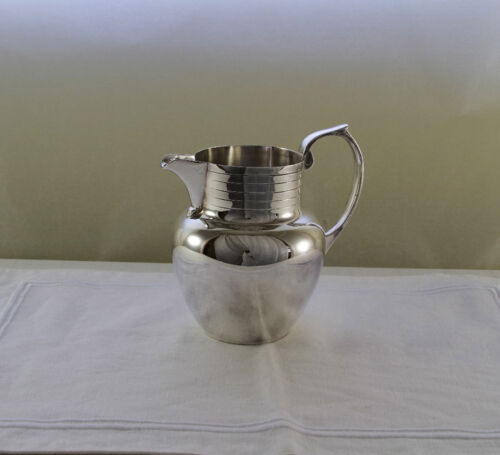 Silver Small Water Jug