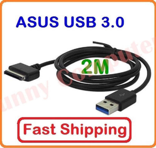 2M USB Data Sync Charge Cable For ASUS Tab Transformer TF101 TF201 TF300T TF700T