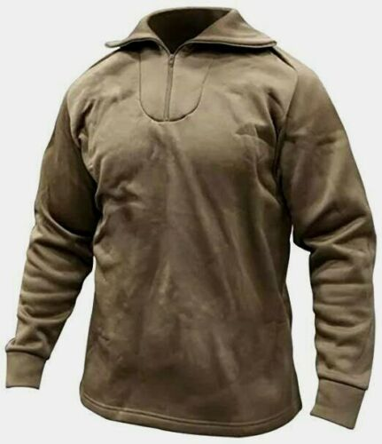 U.S MILITARY ISSUE POLYPROPYLENE EXTREME COLD WEATHER SHIRT XXX LARGE U.S.A MADEOther Current Field Gear - 36071