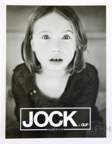 RARE JOCK BY *GUP* SPECIAL LIMITED EDITION OF **GUP** MAGAZINE AND JOCK STURGES