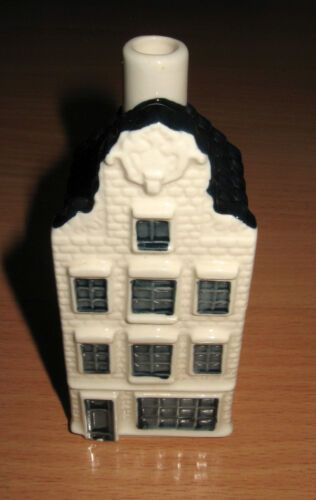 KLM Airlines Bols Canal House #72 Blue Delft Amsterdam