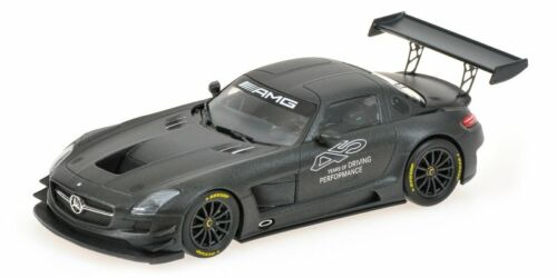 Mercedes SLS  Amg Gt3 2012 45 Years Of Driving Performance 1:43 Model MINICHAMPS