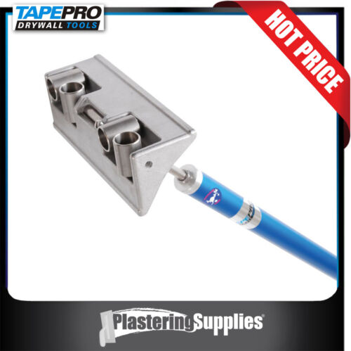 Tapepro Corner Roller with 1200mm Handle Plasteringsupplies CR-H
