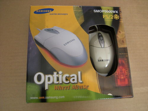 10 x Samsung 3 Button Optical Mouse PS/2 - this sale for 10 mice