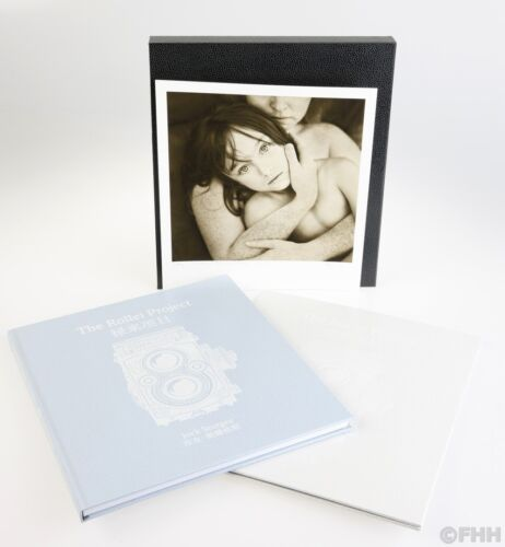 """THE ROLLEI PROJECT BY JOCK STURGES SPECIAL EDITION """"J"""" / WITH SIGNED PRINT INCL."""