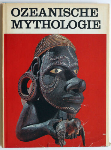 South Pacific art, mythology and art in Oceania, 1960s book