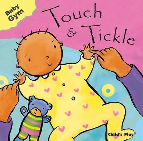 NEW Touch and Tickle By Sanja Rescek Board Book Free Shipping