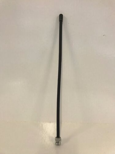 Hi Gain Antenna for Uniden UBC 72/73/92/93/126 also other scanners with BNC conn