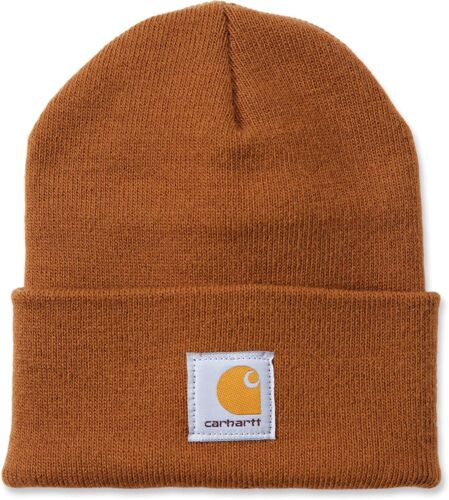 Carhartt One Size Stretchable Beanie - A18 Watch Hat, Knit cap - 24 Colours