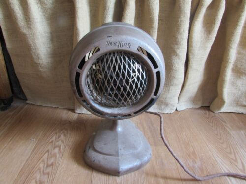Antique Electric Heater United States Us
