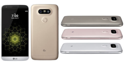 Mint AT&T <Unlocked> LG G5 H820 32GB 4G LTE GSM Smartphone Silver/Gold/Gray/Pink