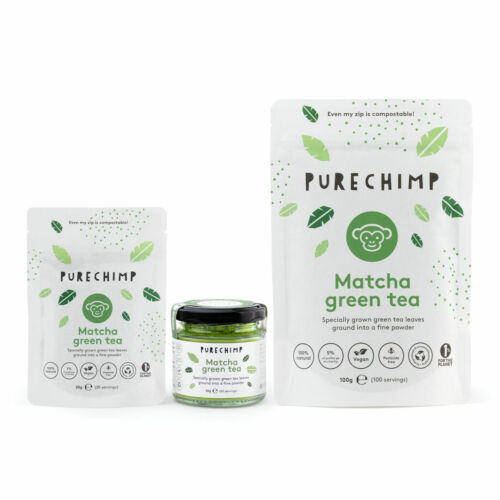 Matcha Green Tea Powder - Premium Japanese Ceremonial Grade - Natural & Pure UK <br/> Matcha SALE Today. Up To 20% Off. 5% To Charity!