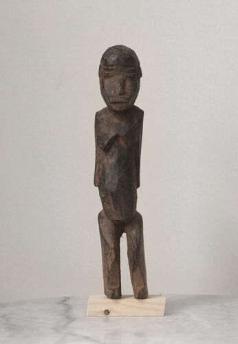 Old Lobi bateba figure, Burkina Faso
