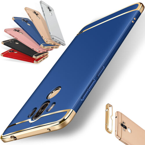 New Luxury Shockproof Ultra-thin Hybrid Armor Hard Back Case Cover For Huawei