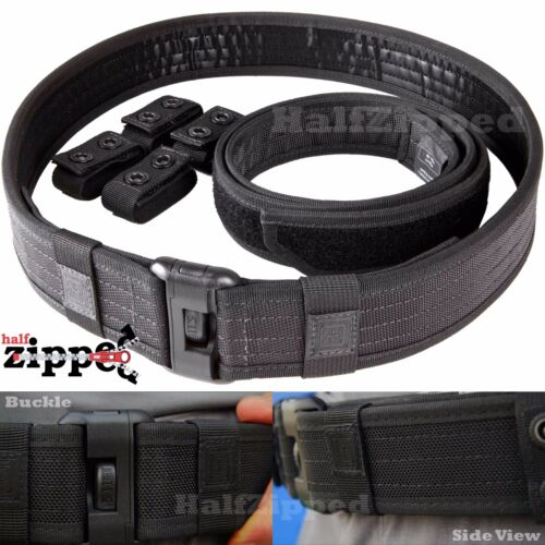 5.11 Tactical Duty Belt SIERRA BRAVO KIT 59505 Belt with Liner and Keepers