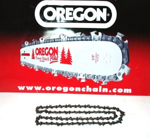 """Oregon 16/"""" Chain for JCB Chainsaws with 54 Drive Link 3//8/"""" Low Profile 91P054E"""