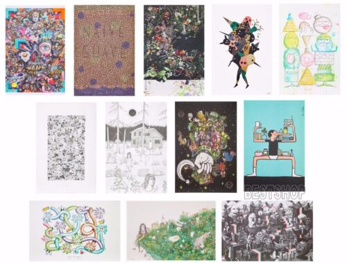 IKEA ART EVENT 2017 COLLECTION POSTERS FROM 12 FAMOUS ARTIST