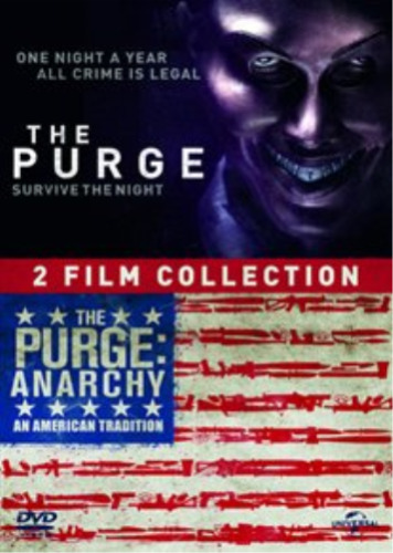 Lena Headey, Tom Yii-Purge/The Purge: Anarchy  DVD NEW