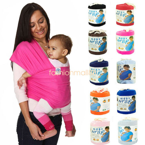 Original Wrap Infant Baby Carrier Breastfeed Sling Top Cotton 0-3 Years Backpack
