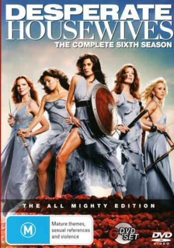 Desperate Housewives: Season 6 DVD NEW