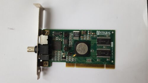 Integral Technologies IT 687718 9400-00254 REV A CONTROLLER CARD (IN6S6B4)