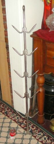 Giant Butcher Shop Meat Drying Hook Fishing Hook Stainless Steel Hook 12 Spikes