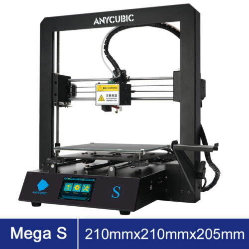 AU Ship Anycubic Upgrade i3 Mega 3D Printer Ultrabase All Metal Frame Large Size