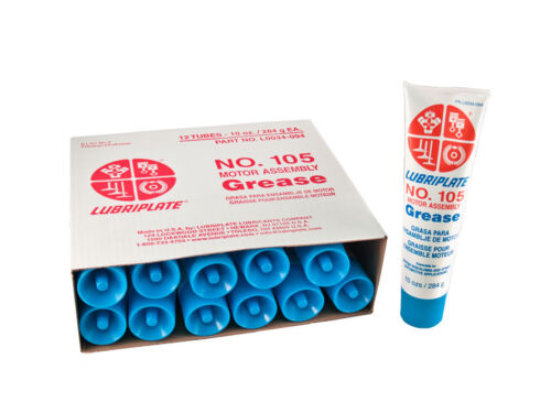 LUBRIPLATE Engine Asssembly Grease and Gear Lube c105 L0034-092 12-pack
