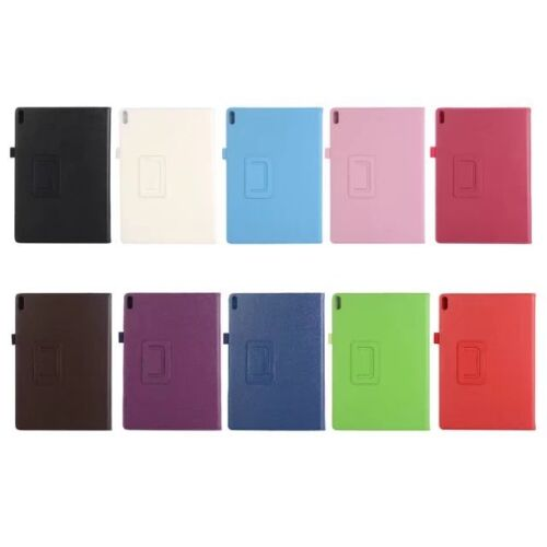 For Lenovo Tab 4 10 Premium TPU Leather Stylish Style Accurate Cutouts Case