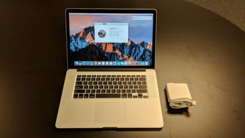 "2014 MacBook Pro 15"" Retina i7 16GB 512GB SSD"