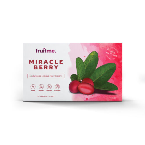 Fruit Me™ Miracle Fruit Berries 10 Pack   Turns Sour Into Sweet *MIND BLOWING* <br/> Australia's #1 Miracle Berry Store - Try Yours Now!