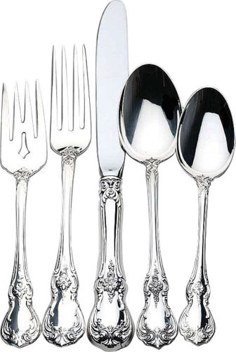 Old Master by Towle Sterling Silver 5 Piece Place Setting, NEW IN BOX
