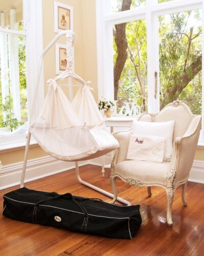 Amby Baby Hammock - Amby Air Value Package. Bed   cot   crib   bassinet