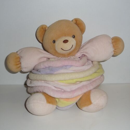 Doudou Ours Kaloo - Spirale Candies