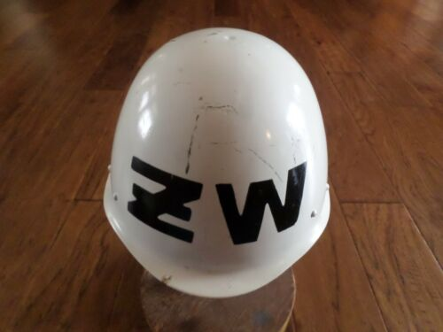 MILITARY WHITE POLISH POLICE HELMET COMPLETE WITH LINER AND CHIN STRAP Hats & Helmets - 36076