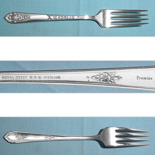 ROYAL CREST STERLING FORK(S) ~ PROMISE ~ NO MONO