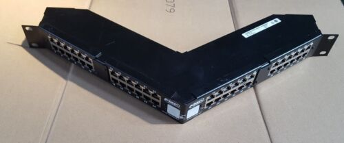 AMP 1777052-1 NETCONNECT ANGLED 48-PORT PATCH PANEL  (R1S11.7)