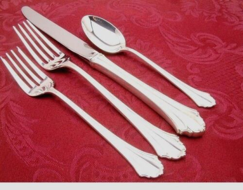 Bel Chateau by Lunt Sterling Silver individual 4 Piece Place Setting