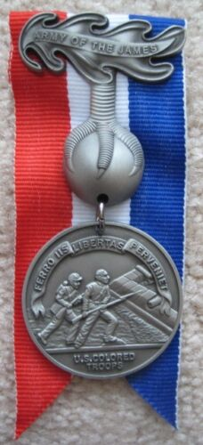 Butler Medal - USCT Civil War Medal - Army of the JamesOther Civil War Reproductions - 13961