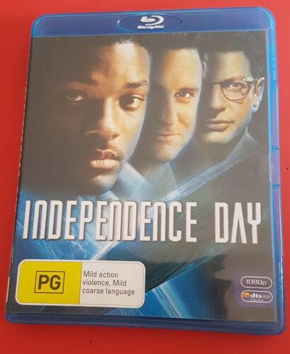Independence Day (Blu-ray, 2008)