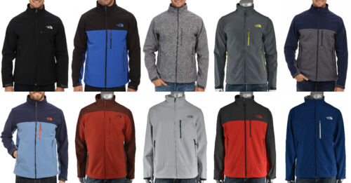 Uomo North Face Apice Bionico Giacca in Softshell Nuovo