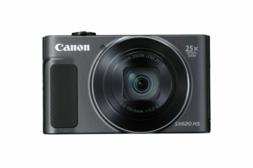 Canon Powershot SX620 HS 20.2 MP 25x Zoom WiFi NFC Camera - Factory Sealed -