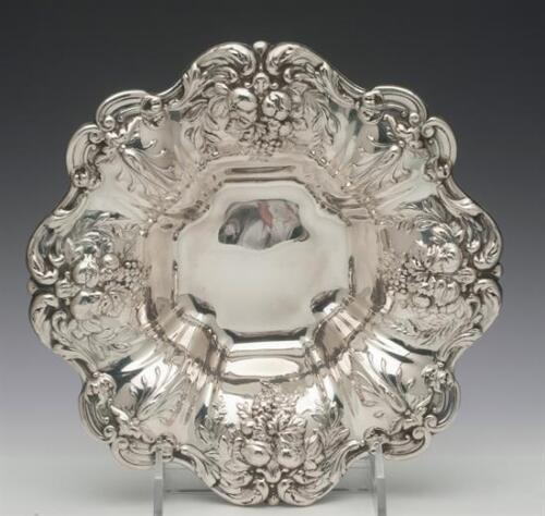 Francis I by Reed & Barton Sterling Silver Small Candy Dish X569