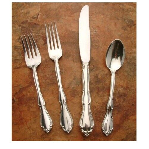 Fontana by Towle Sterling Silver individual 4 Piece Place Setting