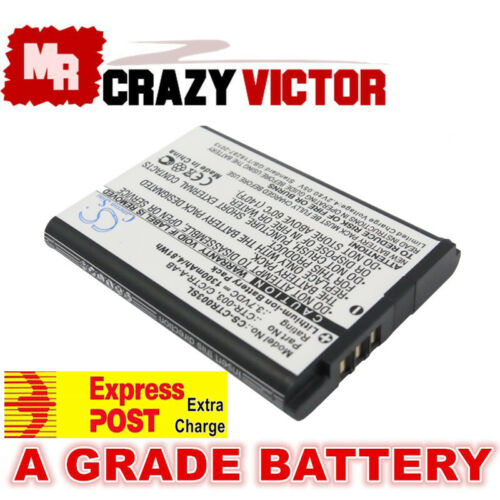 CTR-003 C/CTR-A-AB Battery for Nintendo 3DS,N3DS,2DS,2DS XL,CTR-001,JAN-001
