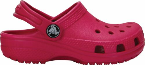 Crocs Kids Candy Pink Shoes BRAND NEW @ Ottos Tackle World